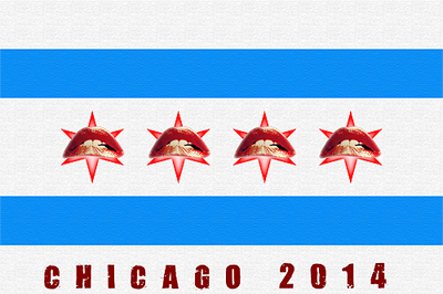 chicago 2014 flag promo
